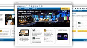 Online Event, Freeman