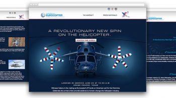 X3 Us Tour Eurocopter