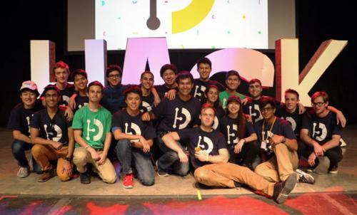 HackDFW 2016 Staff