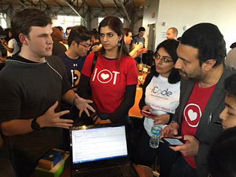 Team Mobi talking about RUFFpatch to C2M