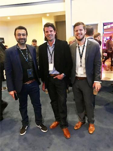 C2M Team at CES 2017