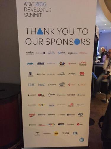 C2M® Proud to sponsor the AT&T 2016 Developer Summit